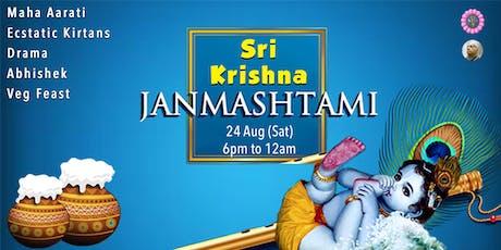 Sri Krishna Janmashtami tickets