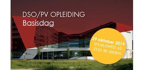 NVFG PV Opleiding Basisdag 2019 tickets