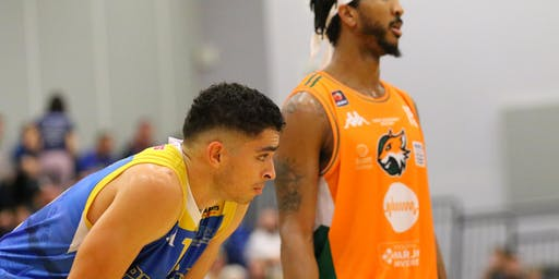 Cheshire Phoenix vs Plymouth Raiders