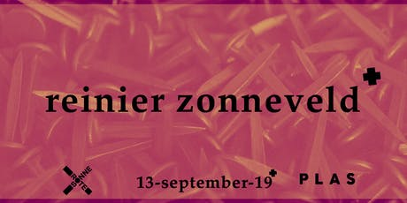 PLAS pres. Reinier Zonneveld at Rote Sonne Tickets