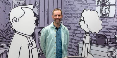 Un-drawing & Flip-book Making Workshop with Mick Peter & Mat Fleming
