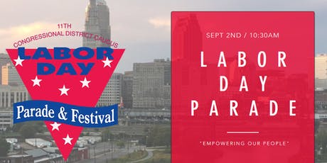 Delta's March in 11th Congressional District Community Caucus Labor Day Parade tickets