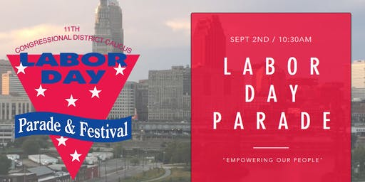 Delta's March in 11th Congressional District Community Caucus Labor Day Parade
