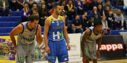 Cheshire Phoenix vs B. Braun Sheffield Sharks