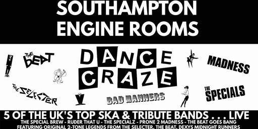 Dance Craze - The Tribute (Engine Rooms, Southampton)