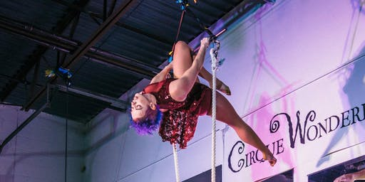 Circus Carnival! Fundraiser for Cirque Wonderland