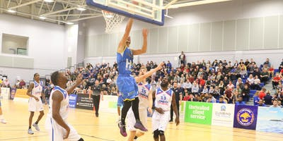 Cheshire Phoenix vs London City Royals