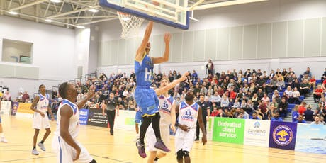 Cheshire Phoenix vs London City Royals tickets