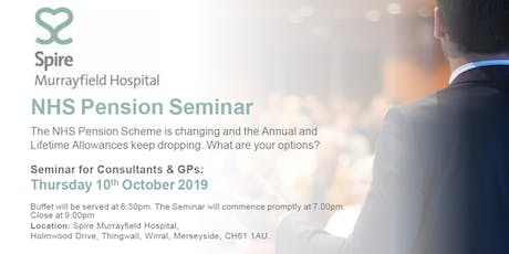 NHS Pensions Seminar tickets