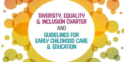Diversity, Equality and Inclusion Guideline and Charter Training 3 Day workshop