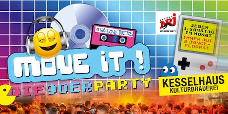 Move iT! - die 90er Party Tickets