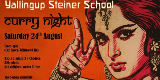 Yallingup Steiner School Curry Night