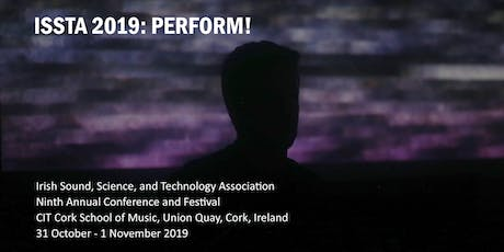 ISSTA 2019: Perform! tickets