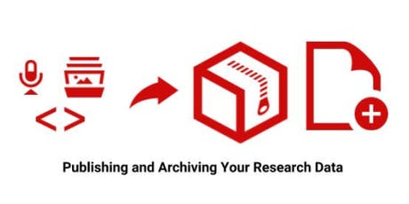 Publishing and Archiving Research Data (3 of 3) tickets