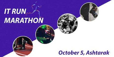 It Run Marathon tickets