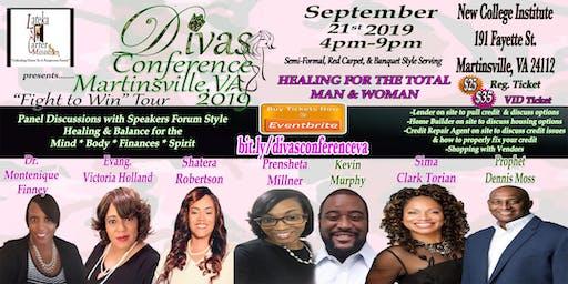 DIVAS Conference 2019 Martinsville VA