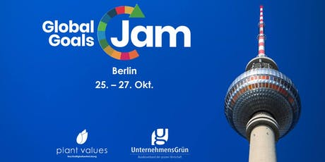 Global Goals Jam Berlin #2 Tickets