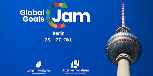Global Goals Jam Berlin #2