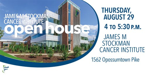 James M Stockman Cancer Institute Open House