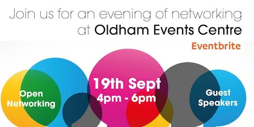 Dr Kershaw's Networking and Nibbles- A Paramount Event