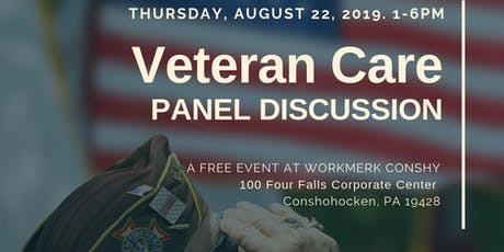 Veteran Care Panel Discussion tickets