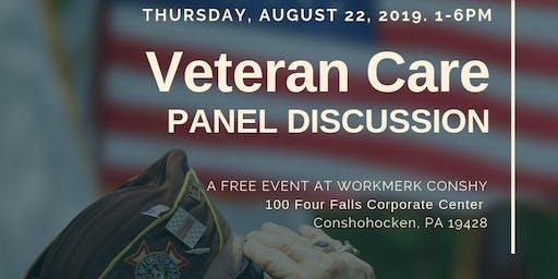 Veteran Care Panel Discussion