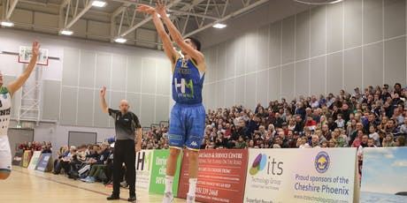 Cheshire Phoenix vs Manchester Giants tickets