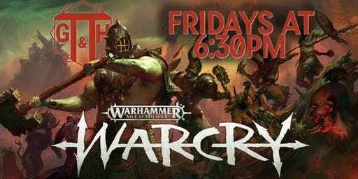 Warcry Open Play