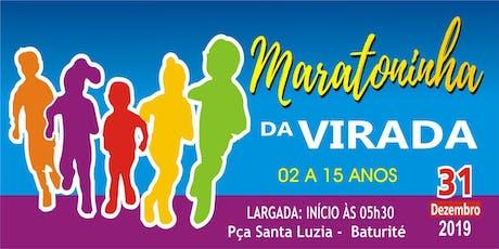 Maratoninha da Virada 2019 ingressos