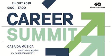 Career Summit 2019 tickets