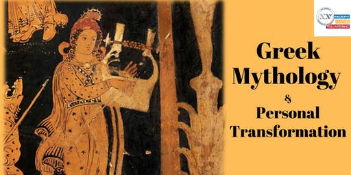Greek Mythology & Personal Transformation (Free Public Talk)
