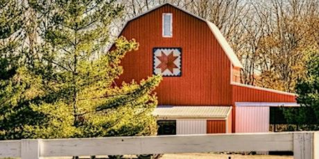 Barn Quilt Class 1/25/20 tickets