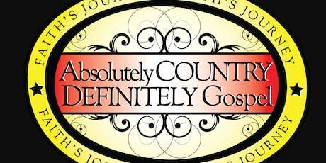 Faith's Journey Concert tickets