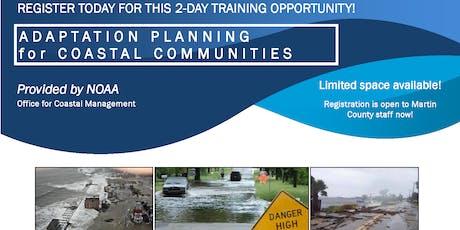 Adaption Planning for Coastal Communities tickets