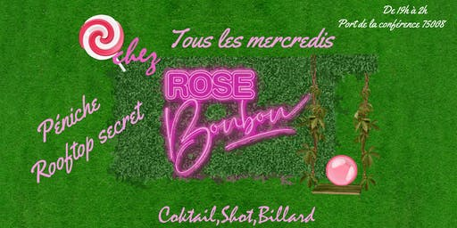 Rose Bonbon - L'édition exclusive du mercredi