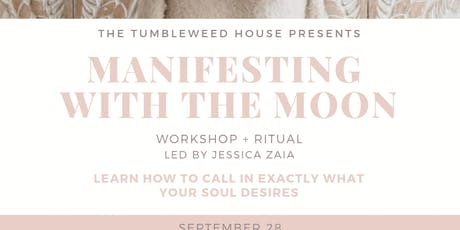 Manifesting with the Moon tickets