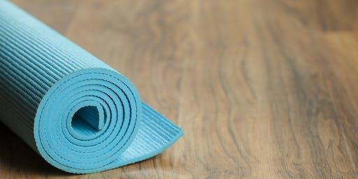 Monday Evening Vinyasa Yoga Series (September 9  - December 2)