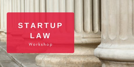 Startup Law hosted by The Startup Coach tickets
