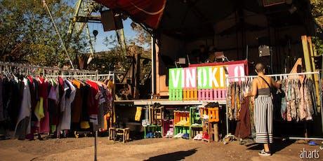 FREE TICKETS: Vintage Kilo Sale • Hannover • VinoKilo tickets
