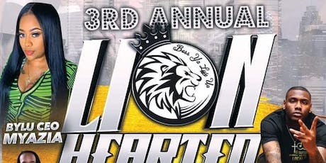 3rd Annual Lion Hearted Fashion Show tickets