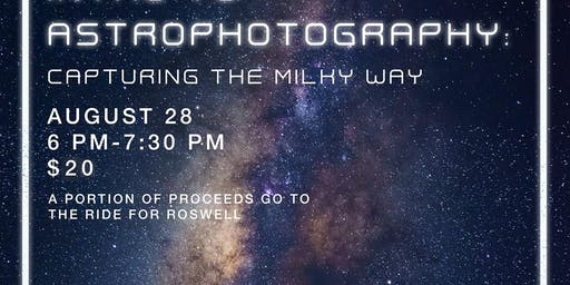 Introduction to Astrophotography: