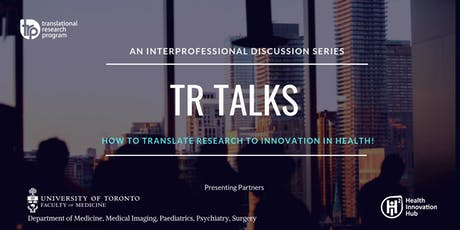 TR Talks- 2019/2020 Series  tickets