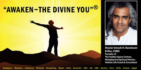 """AWAKEN ∼ THE DIVINE YOU""® tickets"