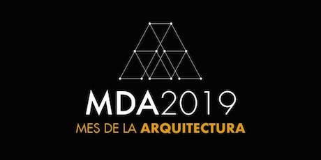 MDA 2019 entradas