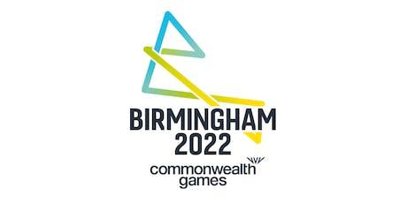 Birmingham 2022 Culture Programme: Introduction tickets