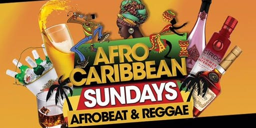 Afro Caribbean Sundays at Town Square