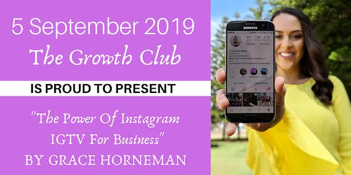 The Power Of Instagram IGTV For Business