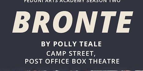 Bronte tickets