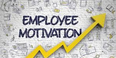 Motivation: Improving Employee Engagement and Retention tickets