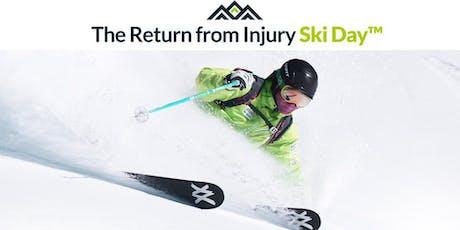 Return From Injury Ski Day - Saturday, 23 November 2019 tickets
